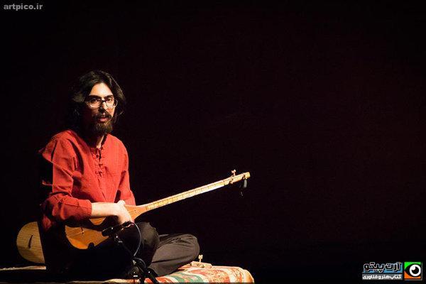 Reza Ali Abadi Iranian Musician artpico ir - فعالان عرصه موسیقی ایرانی چگونه قربانی میشوند؟