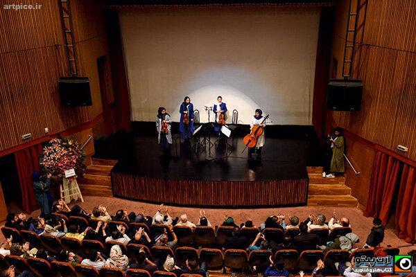 The second independent music album Shahrzad quartet withthe composer hoshyar Khayyam artpico ir 001 - آلبوم دوم کوارتت «شهرزاد» به آهنگسازی هوشیار خیام منتشر شد