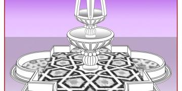 Decoration Varamin graphicshop ir 017 360x180 - طراحی محیطی، میادین و یادمان