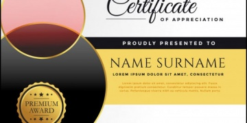 certificate sample graphicshop ir 004 360x180 - طراحی گواهی نامه