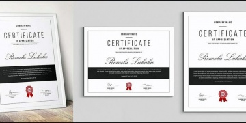 certificate sample graphicshop ir 011 360x180 - طراحی گواهی نامه