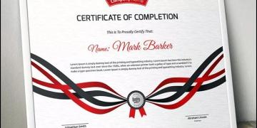 certificate sample graphicshop ir 013 360x180 - طراحی گواهی نامه