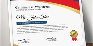 certificate sample graphicshop ir 015 360x180 - طراحی گواهی نامه