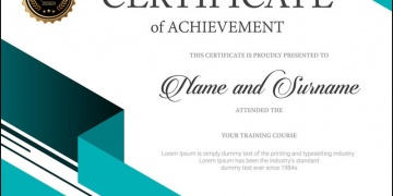 certificate sample graphicshop ir 016 360x180 - طراحی گواهی نامه