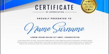certificate sample graphicshop ir 017 360x180 - طراحی گواهی نامه