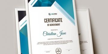 certificate sample graphicshop ir 022 360x180 - طراحی گواهی نامه