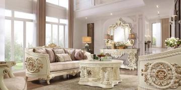 classic living room set sofa loveseat hd 011 b 360x180 - طراحی دکوراسیون مسکونی