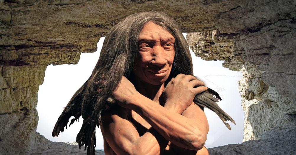 artpico magazine on graphicshop ir Amazingly Intact Neanderthal Skeleton 001 - اسکلتهای باستانی با شیوه تدفین عجیب! +تصاویر